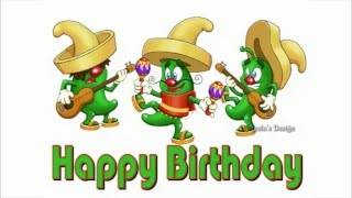 The Happy Happy Birthday Song by ARROGANT WORMS