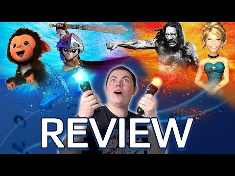 PlayStation MOVE Review - Square Eyed Jak