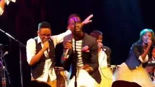 Tye Tribbett - Worship Medley - (I Love You Forever/Glory To God)