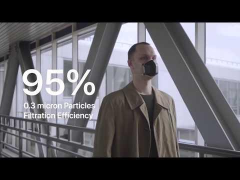 UVMask – Enjoy Breathing Air in Public Again-GadgetAny