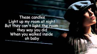 Alicia Keys - Tears Always Win LYRICS
