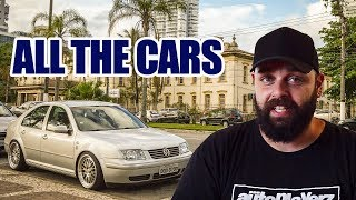Autoplayerz Vlog - All the Cars T1 EP01