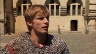 Bradley James - this charming man