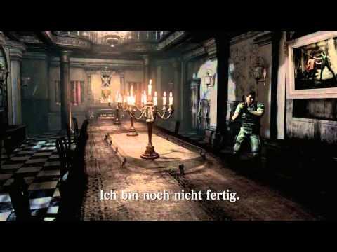 Trailer de Resident Evil: HD Remaster