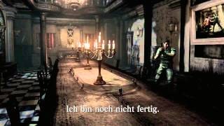 Resident Evil HD Remaster video