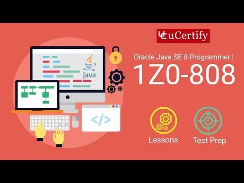 1Z0-808 : Oracle Certified Associate Java SE 8 Programmer I by ...