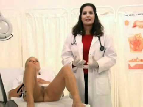 vagina examination