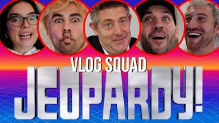 VLOG SQUAD'S INTENSE GAME OF JEOPARDY!!