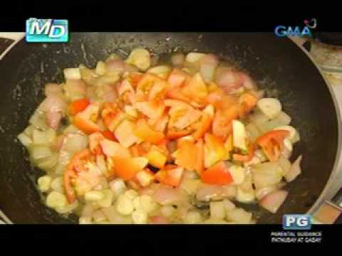 Video Pinoy MD: Healthy recipes for the liver