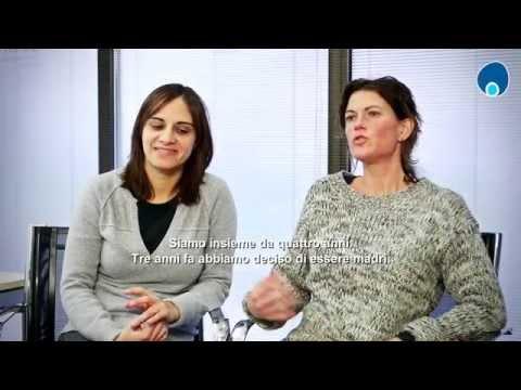 Mª Dolores Ramos e Thaïs Turró
