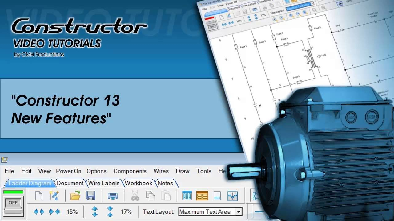 hight resolution of constructor 13 new features