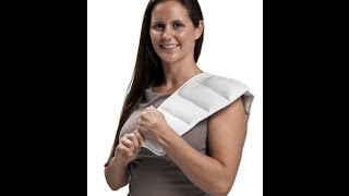 Lumex® Neck Shoulder Hot/Cold Wrap Youtube Video Link