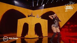 David Guetta, Bebe Rexha & Anne Marie   Don't Leave Me AloneSay My Name (NRJ Music Awards 2018)