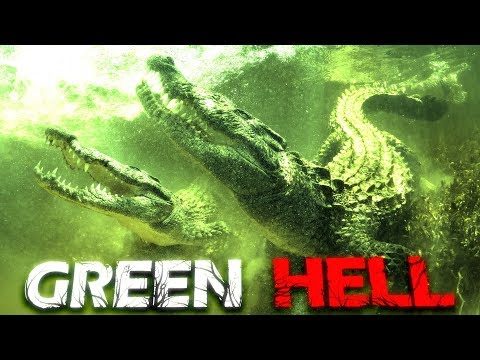 We Decided To Hunt These Terrifying Beasts Together in Green Hell Co-op Mode