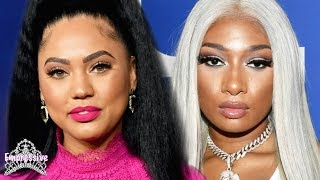 Ayesha Curry gets checked by Megan Thee Stallion! | Ayesha gets trolled on Twitter...again