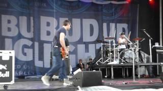 Evans Blue - Crawl Inside LIVE Fiesta Oyster Bake San Antonio 4/16/16
