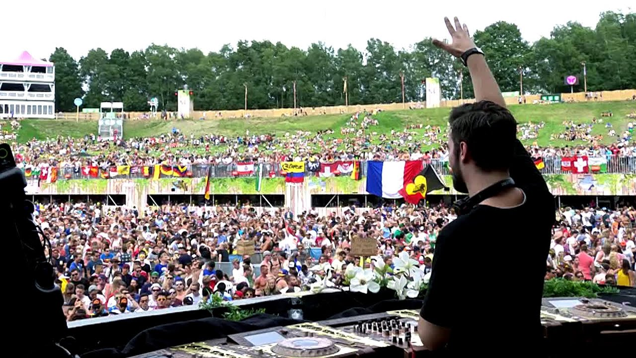 Dyro - Live @ Tomorrowland Belgium 2015