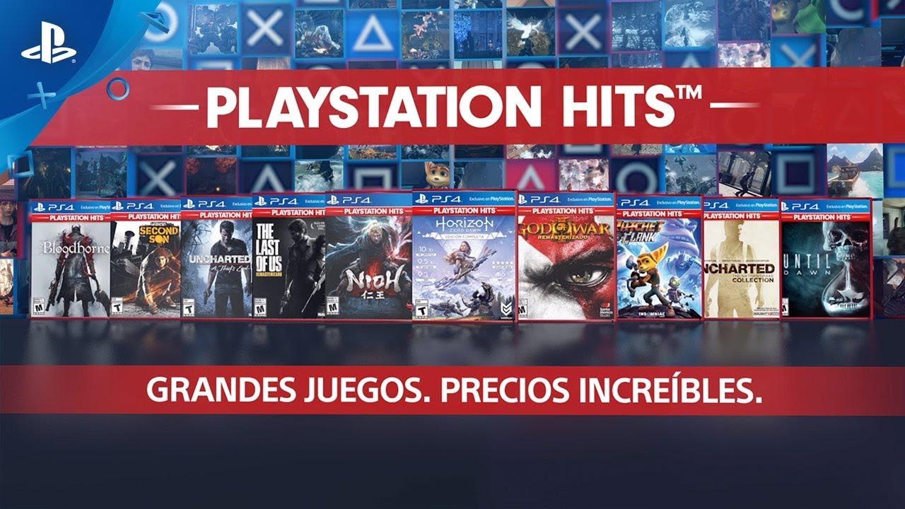 Presentamos Nuevas Adiciones a la Lista de PlayStation Hits