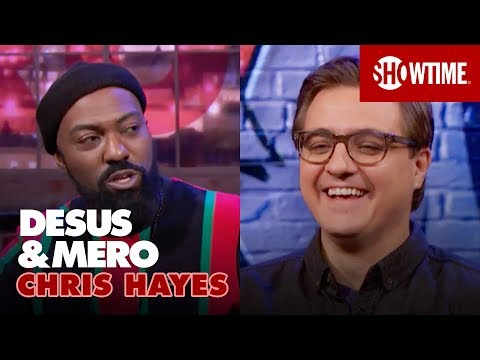 Chris Hayes Thinks Kanye Shouldn't Have Nuclear Codes   Extended Interview   DESUS & MERO