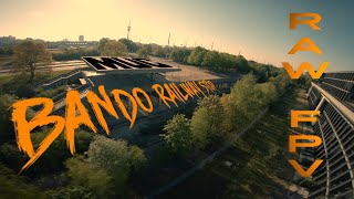 ☠️ Bando Railway Stop - Munich ???? FPV Freestyle