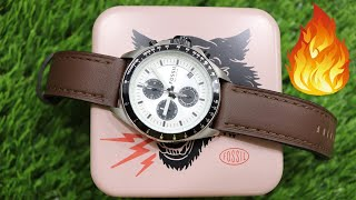 Fossil Watch - Unboxing And Review (Hindi)