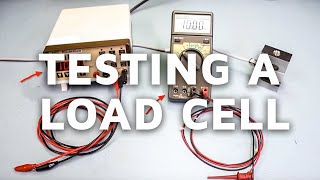 How to Test a Load Cell for Basic Functionality - Engineering Tips