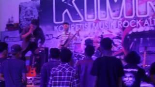 DECREASED - intro / recreant (chelsea grin cover) live @KIMRAXIV