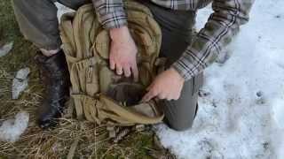 MilTec US Assault Rucksack [Review] | Outdoor AusrüstungTV
