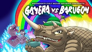 Brandon's Cult Movie Reviews: Gamera vs. Barugon