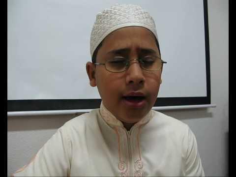 الا صلاتي .الطالب عبدالله محمد