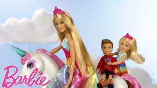 Einhorn in den Wolken | Dreamtopia LIVE | @Barbie Deutsch
