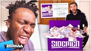 We Made a SIDEMEN MYSTERY Box & SOLD It On eBay *MADE KSI CRY*