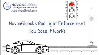 NovoaGlobal Red Light Enforcement How It Works