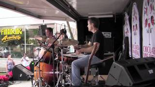 preview picture of video 'Highlights from The 2011 Chocolate and Wine Festival with Fastball'