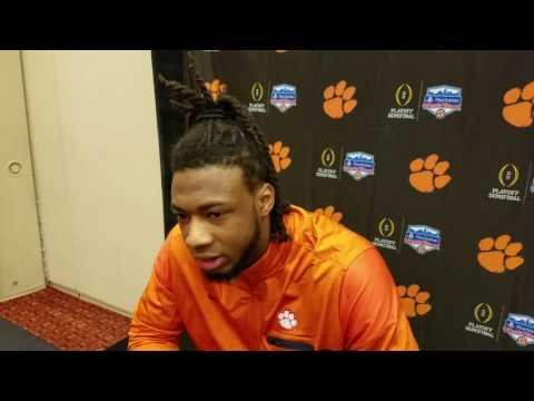 TigerNet.com - Mike Williams... Maybe the injury was God's way of telling me to get my degree