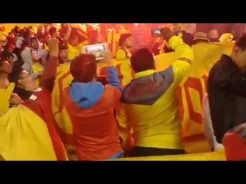 """""""Inauguracion del sistema iluminario ..La Banda de Jonás ,El Callejon Oriental"""" Barra: Armagedón • Club: Aucas"""