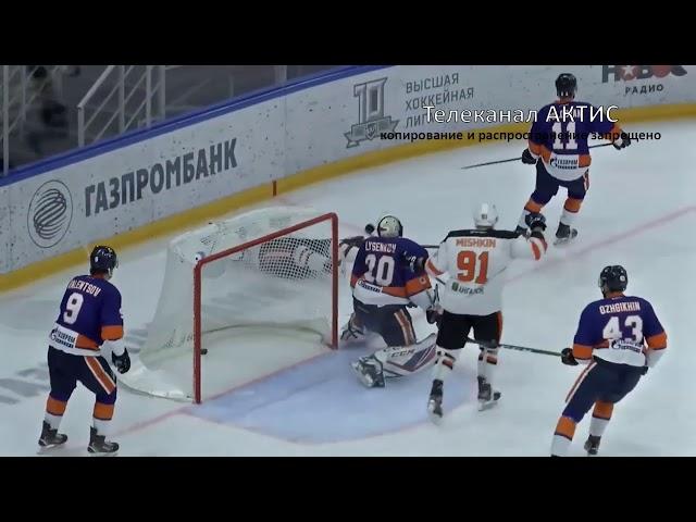 «Ермак» обыграл лидеров чемпионата ВХЛ