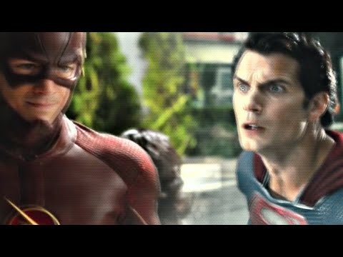 Superman vs The Flash (Race)