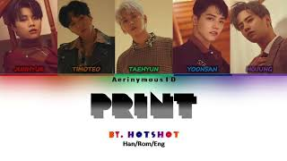 Hotshot - Print