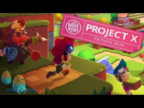 Project X is a New Social Sandbox MMO that Plans to Blend Minecraft with Animal Crossing