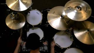 Elephants [THEM CROOKED VULTURES] Drum Cover #37