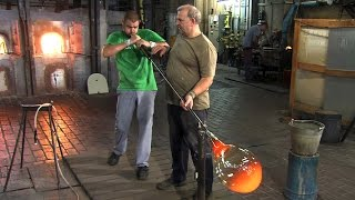 See How Window Glass Is Made The Artisinal Way