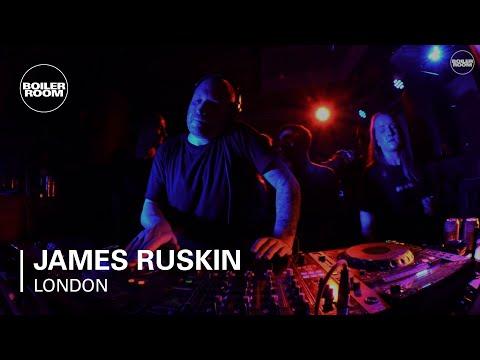 James Ruskin