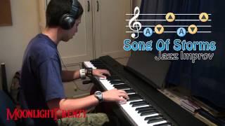The Legend of Zelda - Song of Storms Jazz Improv
