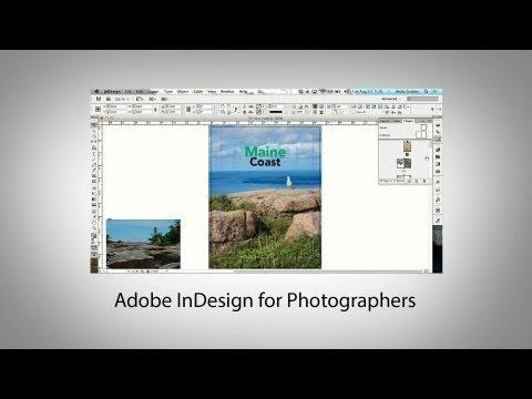 Adobe InDesign for Photographers