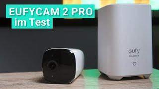 eufyCam 2 Pro im Test - Die SMARTE HomeKit ÜBERWACHUNGSKAMERA mit 2K Videoauflösung