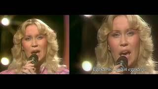 ABBA   The Winner Takes It All (RaRCS, By DcsabaS, 1980, Hungarian Lyrics)