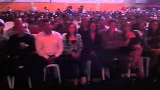 preview picture of video 'Festival de Ajos 2011 Coronel Oviedo Paraguay Va de  Carro Estadio el Cerrito'