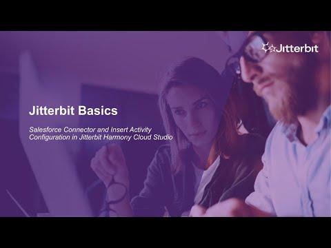 Jitterbit Basics - FTP to Salesforce - Insert Activity