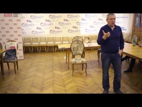 Александр Каневский - Приемы работы с актерами